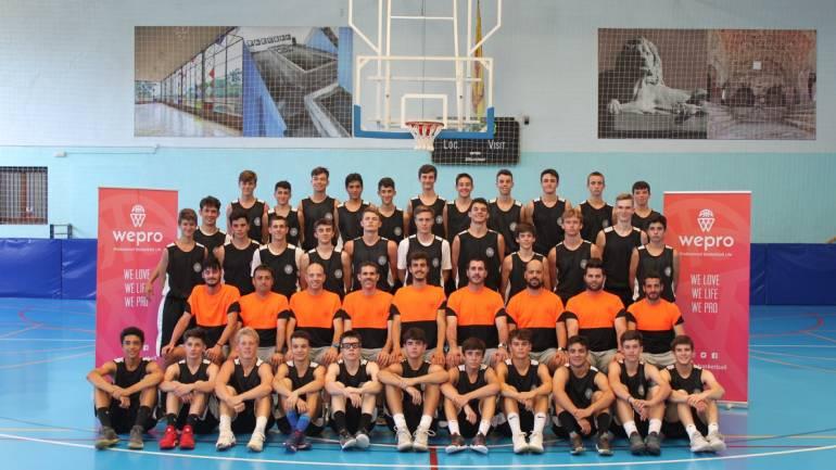 WEPRO INTERNATIONAL BASKETBALL CAMP 2018